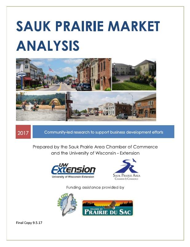 Wisconsin Example Studies \u2013 Downtown Market Analysis - market analysis example