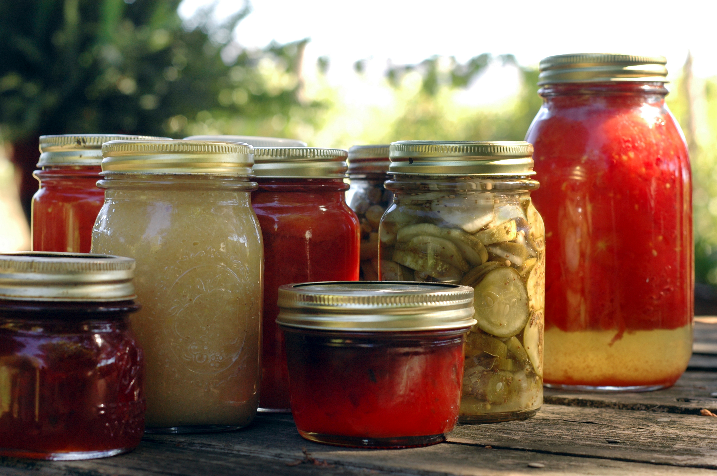 Food Recipe Preservation Plan Now To Preserve Your Gardens Bounty This Summer