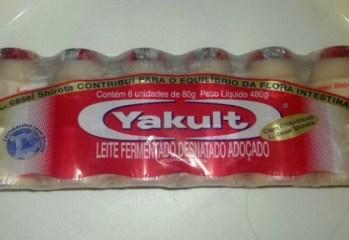 Leite Fermentado Yakult