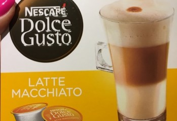 Cápsulas de Café Dolce Gusto Latte Macchiato Nestlé