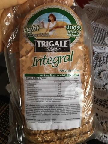 Pão Integral Light Trigale