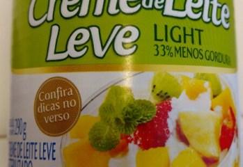Creme de Leite Leve Nestlé Light
