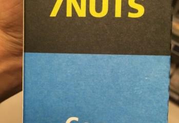 Barra de Coco 7 Nuts Bio2