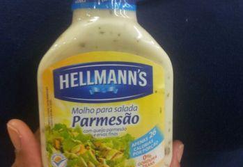 Molho para Salada Parmesão Hellmanns