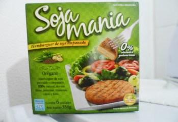 Hamburger de Soja Empanado Soja Mania