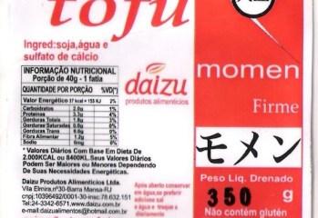 Tofu Momen Firme Daizu