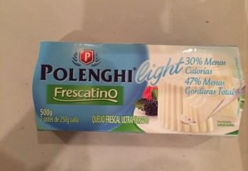 Queijo Frescal Light Polenghi Frescatino
