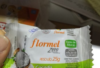 Cocada Ao Leite Zero Flormel