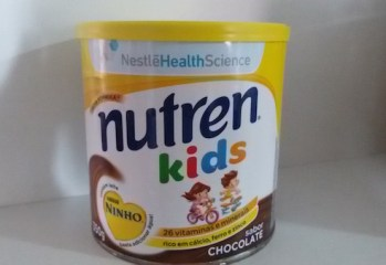 Nutren Kids Chocolate Nestlé