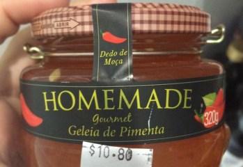 Geleia de Pimenta Homemade