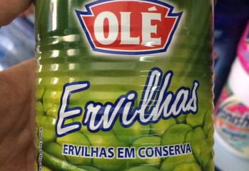 Ervilhas em Conserva Olé