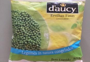 Ervilha Congelada Daucy