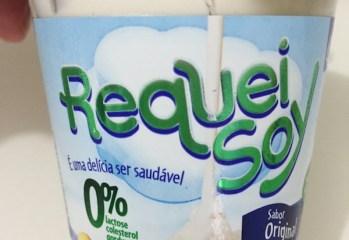 Creme Vegetal Sabor Original Requei Soy