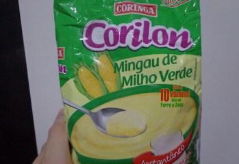 Mingau de Milho Verde Corilon Coringa
