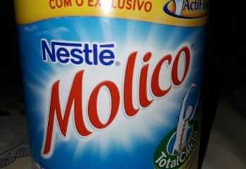 Composto Lácteo Com Fibras Molico Nestlé