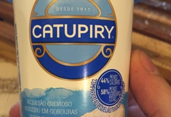 Requeijão Cremoso Light Catupiry