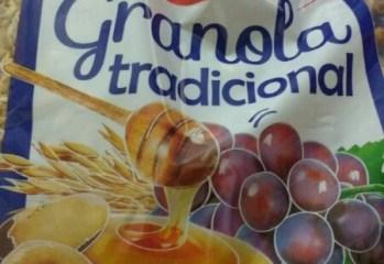 Granola Tradicional Kobber