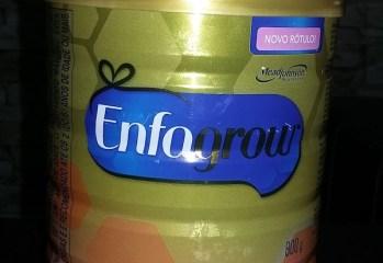 Composto Lácteo Enfagrow (nova fórmula)