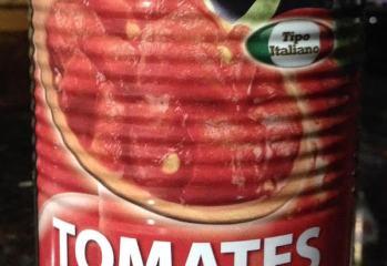 Tomate Pelado Olé