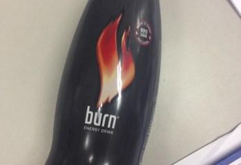 Energético Burn