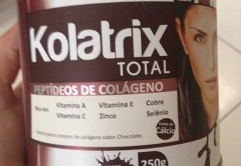 Colágeno sabor Chocolate Kolatrix Total Pholias