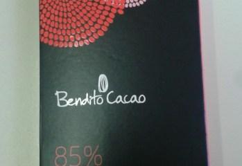 Chocolate Amargo 85 Bendito Cacao Cacau Show