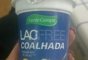 Coalhada LacFree Verde Campo