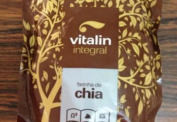 Farinha de Chia Vitalin Integral