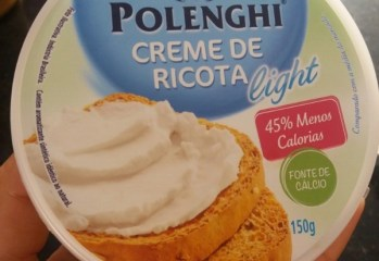 Creme de Ricota Light Polenghi