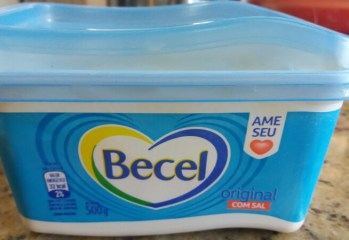 Creme Vegetal Original Com Sal Becel