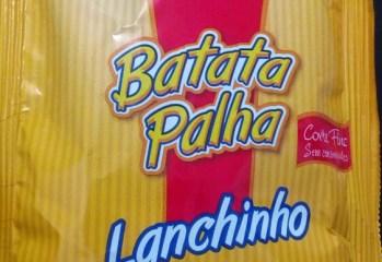 Batata Palha Lanchinho Pratic Leve