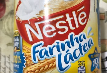 Farinha Láctea Nestlé