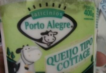Queijo Tipo Cottage Porto Alegre
