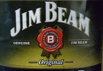 Mostarda Original Jim Beam