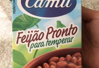 Feijão Carioca Pronto para Temperar Camil