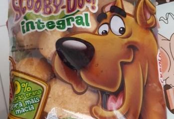 Bisnaguinha Integral Scooby-Doo Wickbold