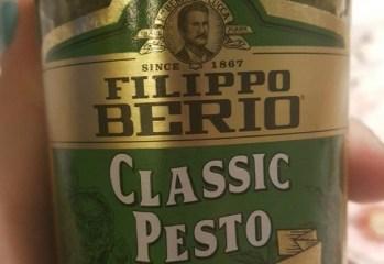 Classic Pesto Filippo Berio