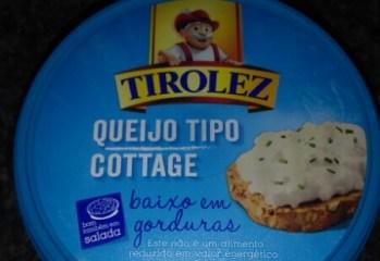 Queijo Tipo Cottage Tirolez