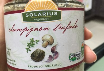 Champignon Trufado Orgânico Solarius