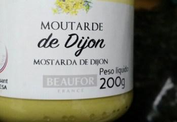 Mostarda de Dijon Beaufor