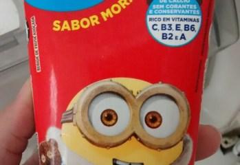 Bebida Mista Sabor Morango Vig Vigor