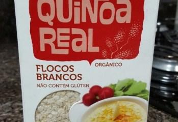 Quinoa Real Flocos Brancos Orgânico Reserva Mundi