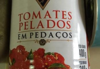 Tomates Pelados Em Pedaços Hemmer