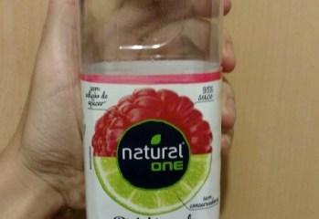 Bebida Mista Maçã Limão e Framboesa Pink Lemonade Natural One