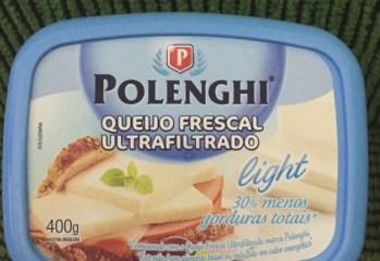 Queijo Frescal Ultrafiltrado Light Polenghi