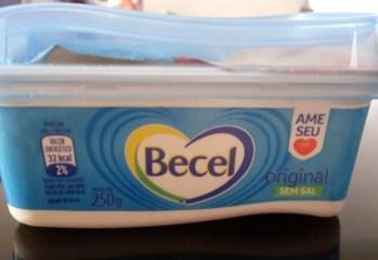 Creme Vegetal Original Sem Sal Becel