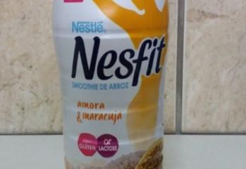 Smoothie de Arroz Amora & Maracujá Nesfit Nestlé