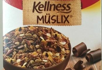 Kellness Muslix Chocolate Kellogg's