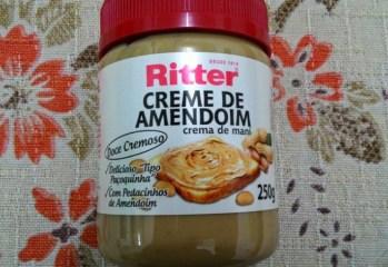 Creme de Amendoim Ritter