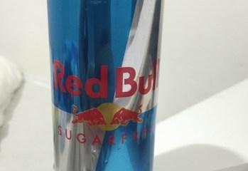 Energético Sem Açúcar Red Bull